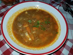 Gulyash Soup
