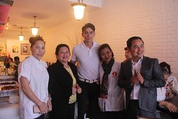 Louis Hesse d'Alzon, Thai Super Star at Star of Siam Thai Kitchen