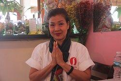 Sawasdee, Thai Way of Greeting.