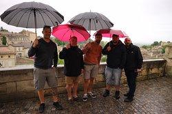 Excellent tour of Saint-Emilion