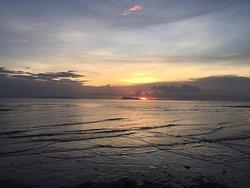 Sunset @ Narthon beach