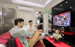 Entertainment AreEntertainment Area   Living Area   Digi Butler a   Living Area