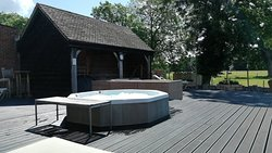 Fantastic spa day