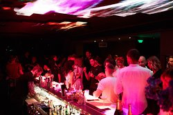 Как на счёт ужина в шумной компании лучших друзей и приятной атмосферы Tsarsky bar?