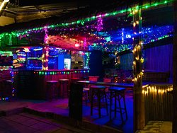 Our bar on China street in Chaweng
