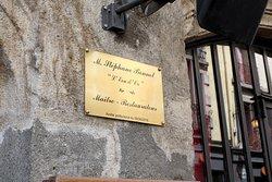 Maître restaurateur, restaurant L'écu d'or au Puy en Velay