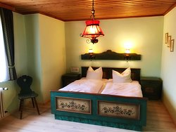 Gästezimmer im Schwarzwald-Stil