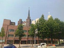 Church we saw