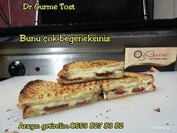 Konyaaltı Dr Gurme tost çeşitleri için dr gurme ye bekliyoruz