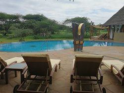 Best accommodation during our time in Kenya