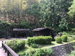 On the hike between Magome and Tsumago
