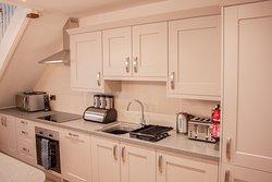Keldy Cottage - Kitchen