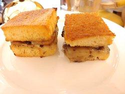 英法美食之旅(2):TWG Tea london