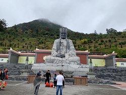Water Rock Temple