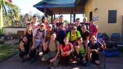 Go to Trekking Start point