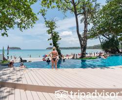 Pool at the Pools at The Boathouse Phuket