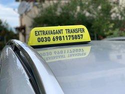 Extravagant Taxi Tranfers