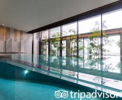 Pool at the Pools at the Ascott Marunouchi Tokyo