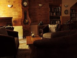 notre chaleureux salon