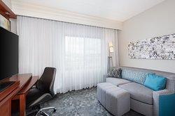 Standard King Guest Room Sofa