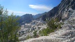 Il miglior tour delle cave di Carrara