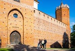 Zamek Królewski - Muzeum w Łęczycy