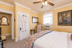 The Miranda room