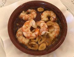 Cocina tradicional bien elaborada.