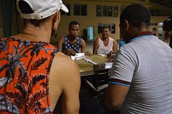 Do you like to play Dominos??. Dominos is a very popular game in my Cuba. It is a great opportunity for a lot of fun!!!.