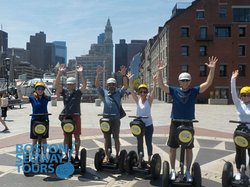 The #weekend is here! 😃 Gather your #friends & #family for good times at #Boston #Segway #Tours 😎 Book online at www.bostonsegwaytours.net
