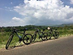Bicycle tour near Usa River