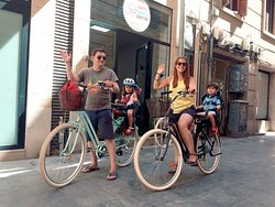 Family Trip! What a wonderful day have spent our clients on Happy Tourist Center bikes! :)