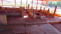 Habitación casa del Mitreo