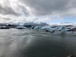 Glacier Lagoon - Jokulsarlon
