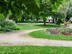 Jardin Des Arenes Romaines