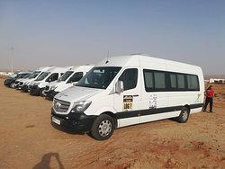 Mini bus 17 places Mercedes Benz Sprinter