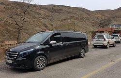 Mini bus 7 places Mercedes Benz Vito