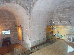 Salas interiores de la Muralla Exterior
