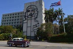 Plaza de la Revolución so popular in havana city!!!.