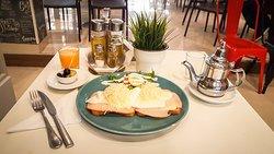 Petit déjeuner Hollandais