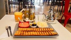 Petit déjeuner Espagnol