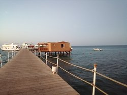One of the best hotels in red sea