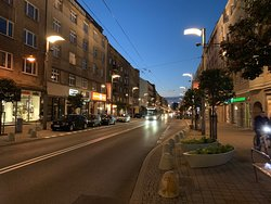 Swietojanska Street