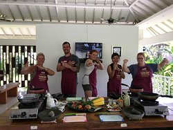 Lombok authentic cooking class