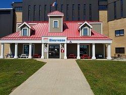 Rendez-Vous De La Baie Visitor Centre