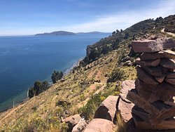 On Taquile island