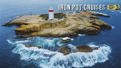 Pennicott Wilderness Journeys - Iron Pot Cruises