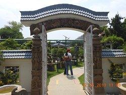 Main entrance to Kishkindha Molika Bonsai Garden