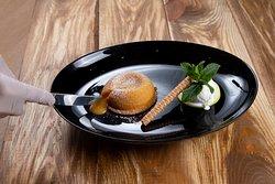 "Dessert Ottoman Vulcano/Десерт Вулкан ""Ottoman""  #Ottoman House Cafe Menu"