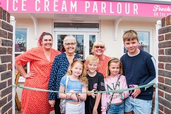 We chose some of our most loyal customers from over the years to help celebrate the opening of our Pinks Parlour!